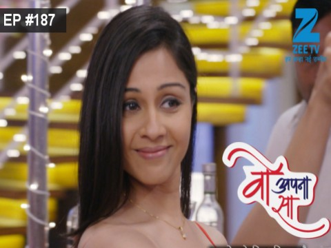 Woh Apna Sa - Episode 187 - October 9, 2017 - Full Episode