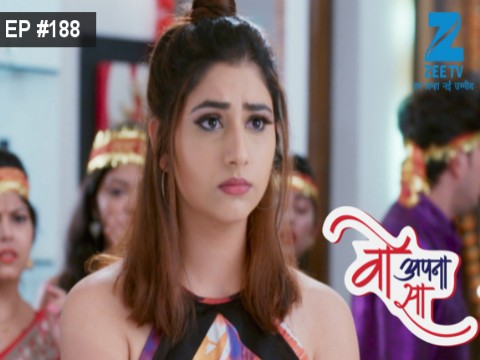 Woh Apna Sa - Episode 188 - October 10, 2017 - Full Episode