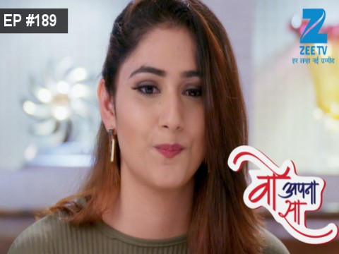 Woh Apna Sa - Episode 189 - October 11, 2017 - Full Episode