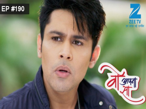 Woh Apna Sa - Episode 190 - October 12, 2017 - Full Episode
