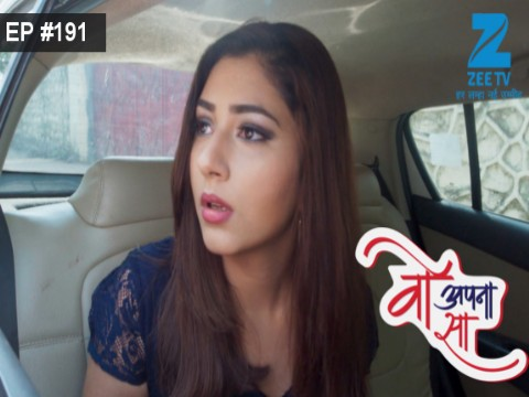 Woh Apna Sa - Episode 191 - October 13, 2017 - Full Episode