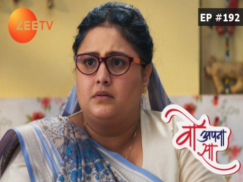 Woh Apna Sa - Episode 192 - October 17, 2017 - Full Episode