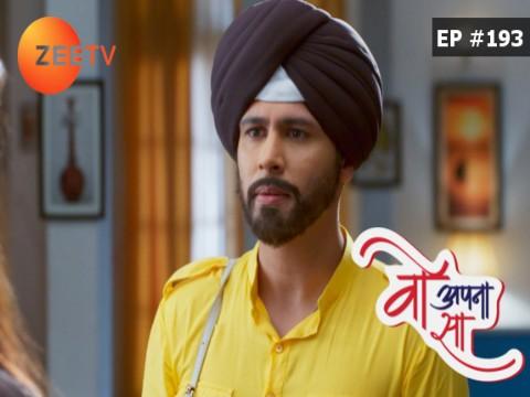 Woh Apna Sa - Episode 193 - October 18, 2017 - Full Episode