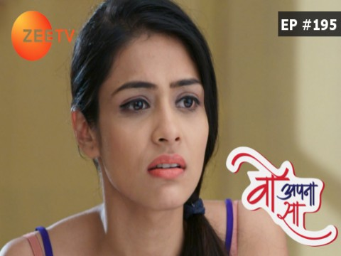 Woh Apna Sa Ep 195 20th October 2017