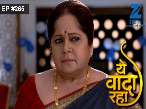 Yeh Vaada Raha - Episode 265 - September 26, 2016 - Full Episode