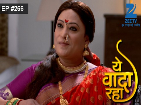 Yeh Vaada Raha - Episode 266 - September 27, 2016 - Full Episode