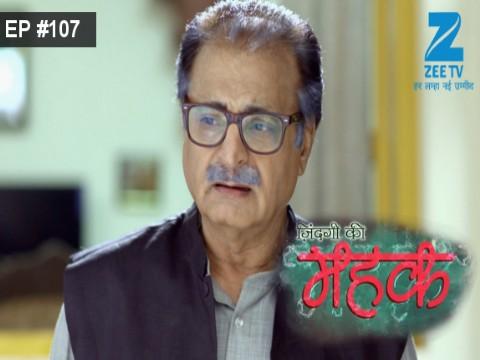Zindagi Ki Mehek  Ep 107 14th February 2017