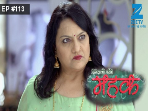 Zindagi Ki Mehek - Episode 113 - February 22, 2017 - Full Episode