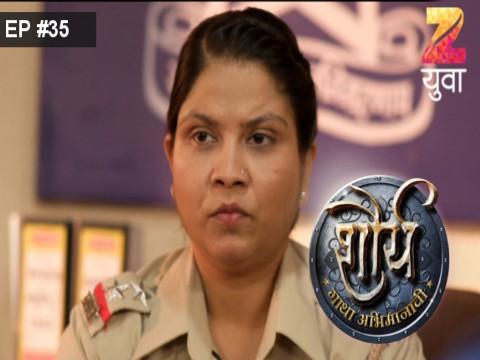 Shaurya - Gatha Abhimanachi Ep 35 24th March 2017