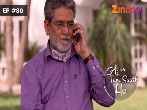 Agar Tum Saath Ho - Episode 80 - January 3, 2017 - Full Episode
