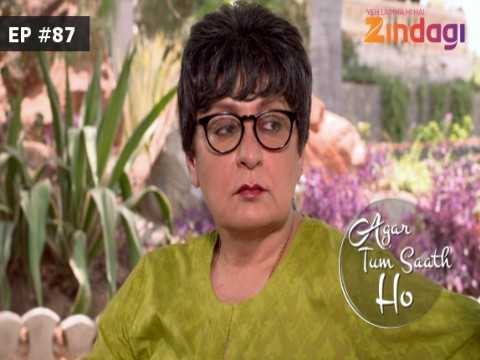 Agar Tum Saath Ho - Episode 87 - January 11, 2017 - Full Episode
