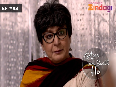 Agar Tum Saath Ho - Episode 93 - January 18, 2017 - Full Episode