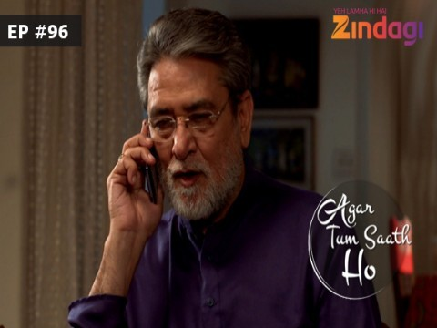 Agar Tum Saath Ho - Episode 96 - January 21, 2017 - Full Episode