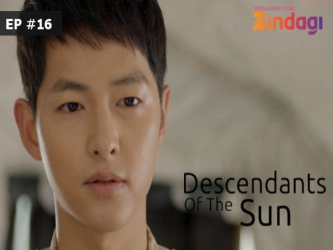 Descendants of the Sun Ep 16 25th February 2017
