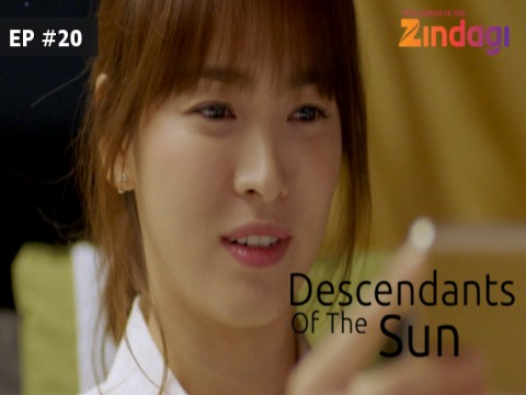Descendants of the Sun Ep 20 2nd March 2017