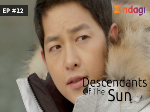 Descendants of the Sun Ep 21 3rd March 2017