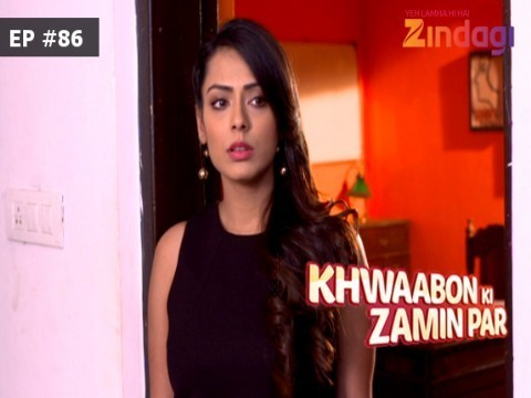 Khwaabon Ki Zamin Par Ep 86 10th January 2017