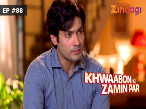 Khwaabon Ki Zamin Par Ep 88 12th January 2017