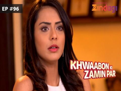 Khwaabon Ki Zamin Par - Episode 96 - January 21, 2017 - Full Episode