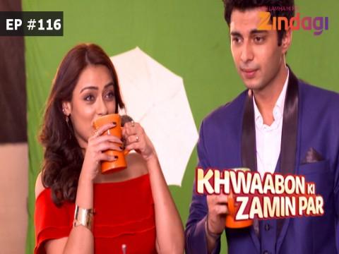 Khwaabon Ki Zamin Par - Episode 116 - February 14, 2017 - Full Episode