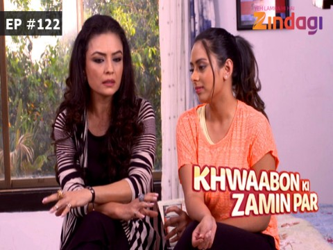 Khwaabon Ki Zamin Par Ep 123 22nd February 2017