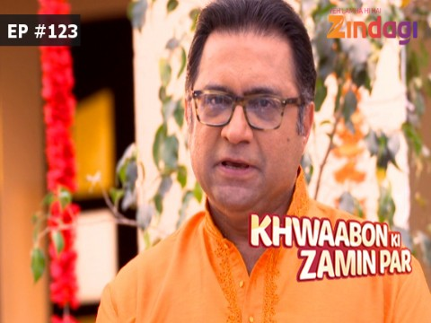 Khwaabon Ki Zamin Par - Episode 124 - February 23, 2017 - Full Episode