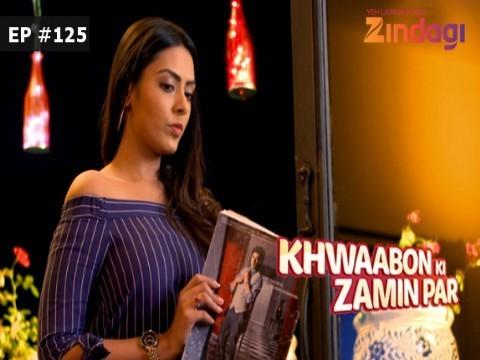 Khwaabon Ki Zamin Par - Episode 125 - February 24, 2017 - Full Episode