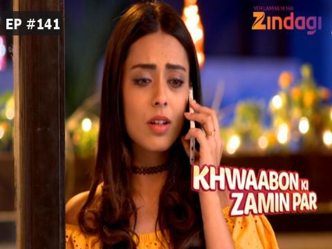 Khwaabon Ki Zamin Par - Episode 141 - March 15, 2017 - Full Episode