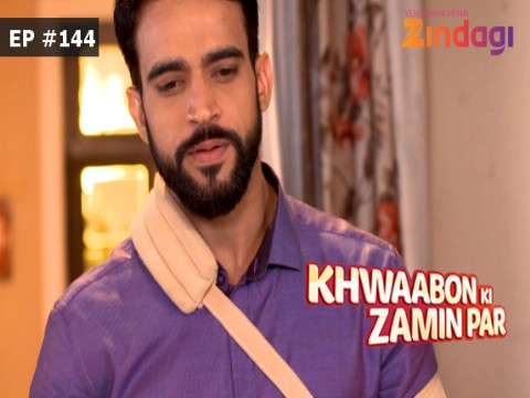 Khwaabon Ki Zamin Par - Episode 144 - March 18, 2017 - Full Episode
