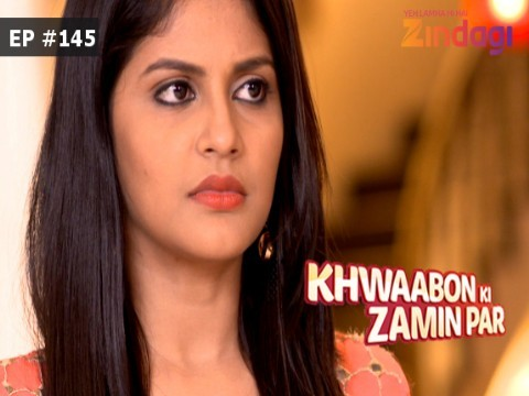 Khwaabon Ki Zamin Par - Episode 145 - March 20, 2017 - Full Episode