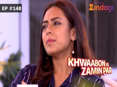 Khwaabon Ki Zamin Par Ep 148 23rd March 2017