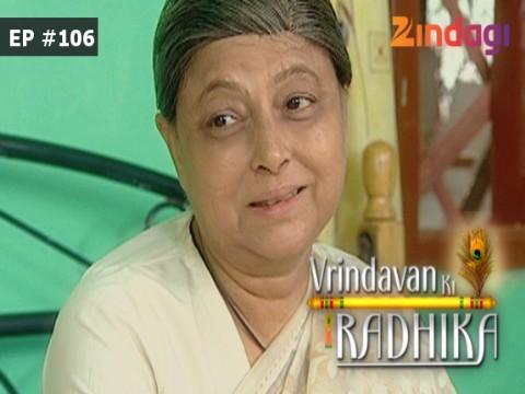 Vrindavan Ki Radhika Ep 106 23rd September 2016