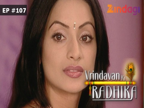 Vrindavan Ki Radhika Ep 107 24th September 2016