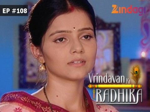Vrindavan Ki Radhika Ep 108 26th September 2016