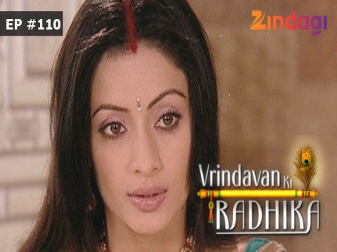 Vrindavan Ki Radhika Ep 110 28th September 2016