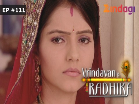 Vrindavan Ki Radhika Ep 111 29th September 2016