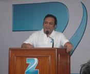 Launch of New Logo at Mumbai Office