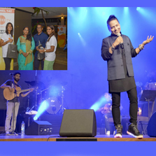 Zee TV and Kailash Kher rock audiences in Mauritius