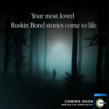 Ruskin Bond's Favourite Ghosts Come To Life On ZEE5