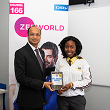 Zee Africa accelerates Science and Math education at Diepdale School Soweto