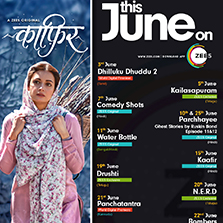ZEE5 announces a power packed June