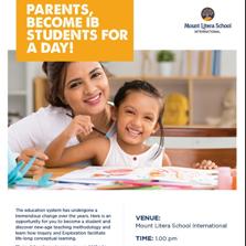 Mount Litera School International to host PYP workshop for parents