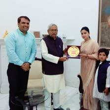 Kidzee honoured by Bihar CM Nitish Kumar for 'Beti Bachao Beti Padhao' efforts