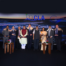 India Cruise Lines Association presents White Paper on Recommendations for Indian Cruise Industry to Shri Nitin Gadkari, Honorable Union Minister