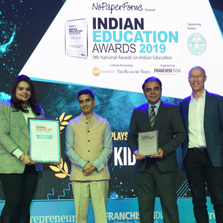 Zee Learn wins big at the Indian Education Awards 2019
