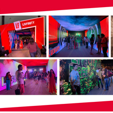 LF, India's leading lifestyle channel, collaborated with the 12th Edition of SULAFEST, 2019