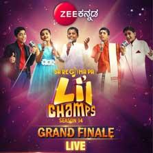 Zee Kannada's Sa Re Ga Ma Pa Li'l Champs Season 14 reaches its final destination!