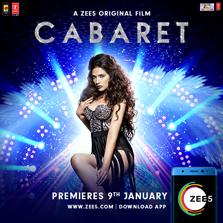 ZEE5 ANNOUNCES SECOND HINDI ORIGINAL FILM 'CABARET'