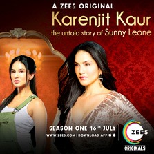 The untold story of Sunny Leone, now on ZEE5!