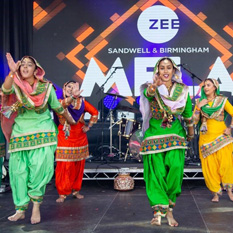 ZEE - the Home of South Asian Entertainment presents a summer of fun and colour!